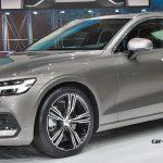 ボルボ新型V60公開、インテリアは北欧家具風