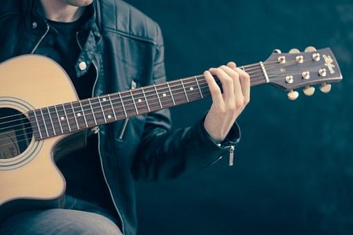 ギター歴2ヶ月俺、オシャレなインテリアが増える